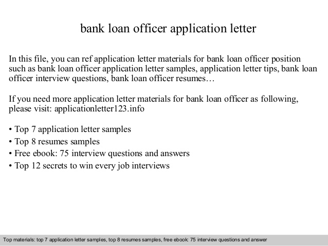 Letter of application for loan sample templates letter of application for loan altavistaventures