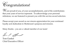 Well Done Job Appreciation Letter Sample