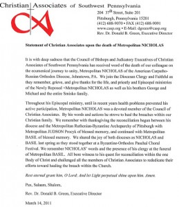 Letter of condolence from church sample templates letter of condolence from church expocarfo Choice Image