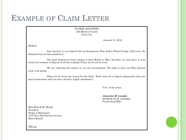 letter of authorization to claim something letter of authorization to claim check sample amp templates 25357