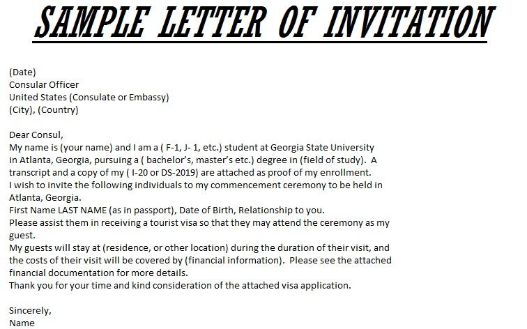 How to write an invitation letter for visa uk howsto letter of invitation for visa sample amp templates uae online stopboris Gallery
