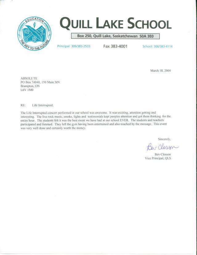 Sample Teacher Recommendation Letter From Principal from www.sampleletter1.com